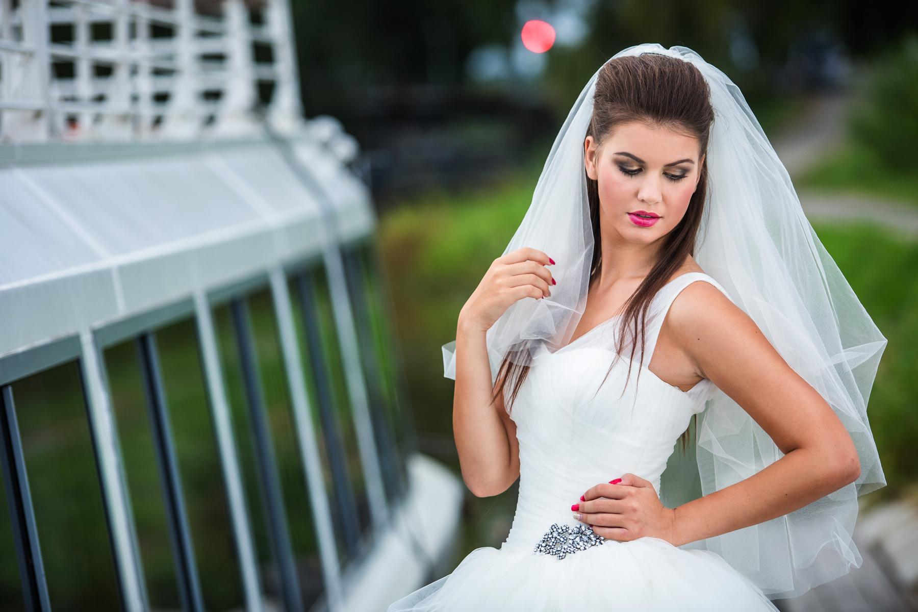 Nevěsta na lodi Morava